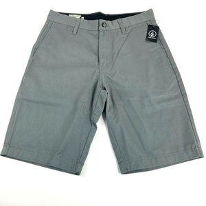 Volcom VMonty Shorts Men's Size 28 Casual